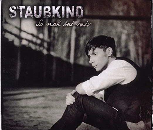 Staubkind - So nah bei mir - Albumcover